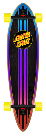 39.0 Santa Cruz - Sundown Pintail Longboard