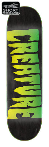 9.0 Creature - Black Logo Deck