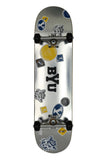 8.0 BYU - The Locker Skateboard Complete