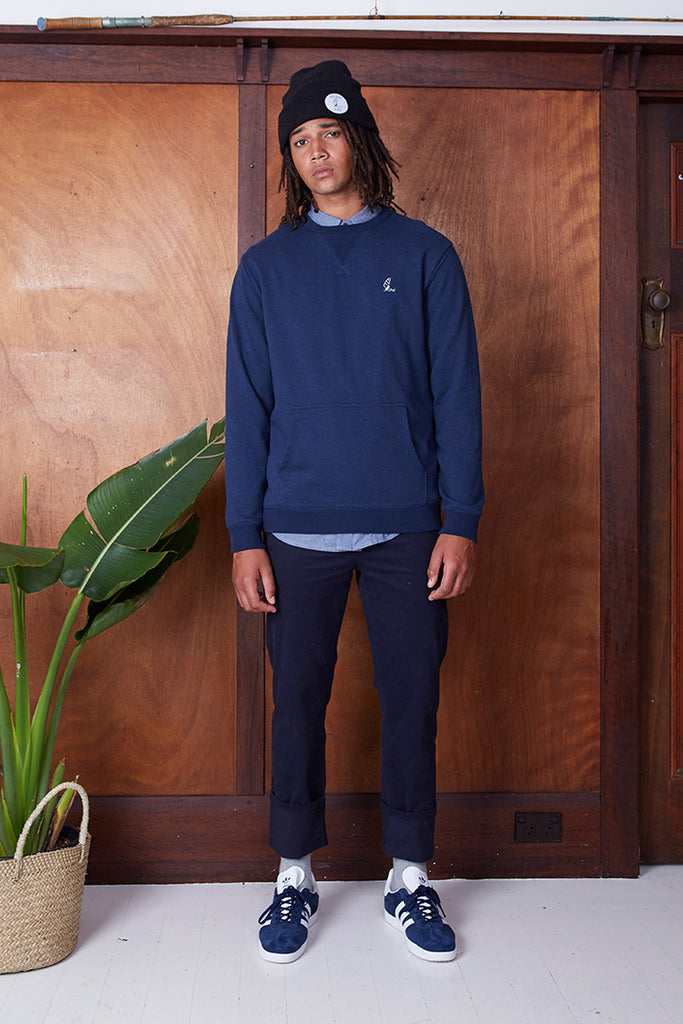Canary Windsurfer Embroidery Sweat