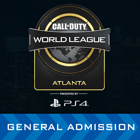 Call of Duty World League Atlanta - General Admission