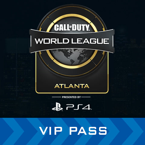 Call of Duty World League Atlanta - VIP Pass