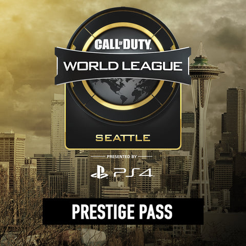 Call of Duty World League Seattle - Prestige Pass
