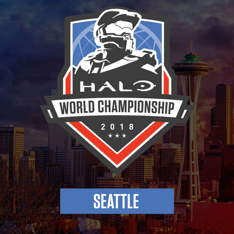 Halo World Championship 2018 Seattle - General Passes