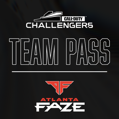 Call of Duty Challengers Atlanta Faze Open - Team Pass