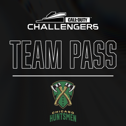 Call of Duty Challengers Chicago Huntsmen Open - Team Pass
