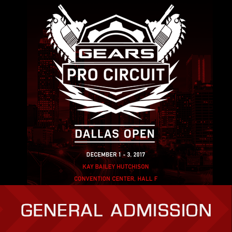 Gears Pro Circuit Dallas Open - General Admission