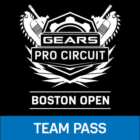 Gears of War Pro Circuit Boston Open - Team Pass
