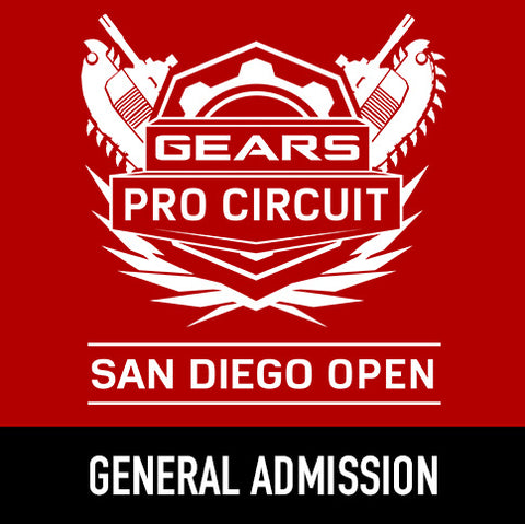 Gears Pro Circuit San Diego Open - General Admission