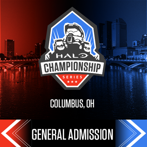 North American Halo World Championship 2018 Columbus Finals - General Admission