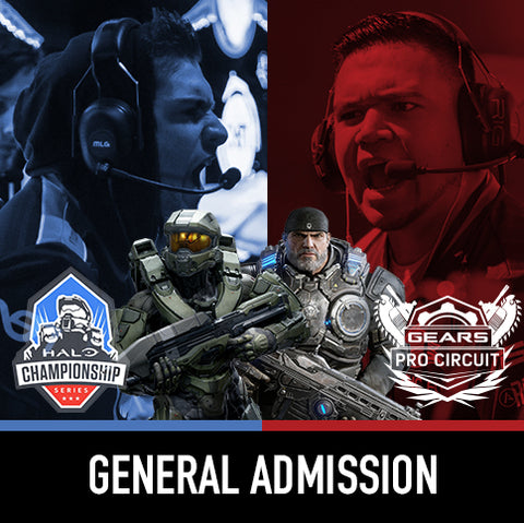 Halo and Gears of War at MLG New Orleans - General Admission