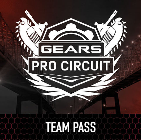 Gears Pro Circuit New Orleans - Team Pass