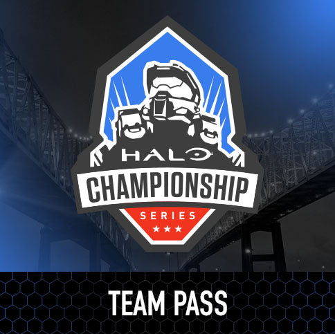 Halo Championship Series New Orleans - Team Pass