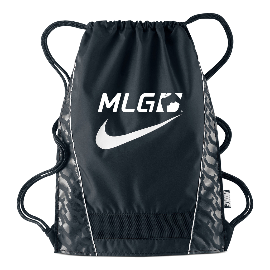34a4bb0e78 MLG Classic Nike Drawstring Backpack – Store
