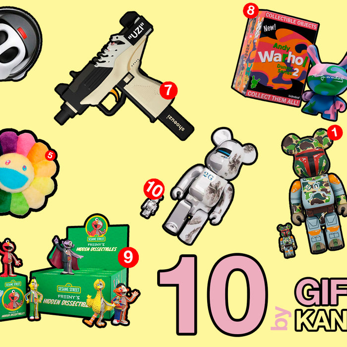 10 Cool Gift Ideas by Kaneda Toys