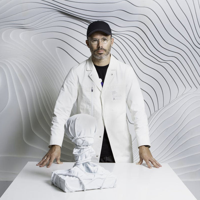Daniel Arsham and the Future Relics