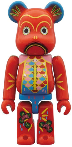 Bearbrick buriki kingyo japanese culture bearbrick kaneda toys