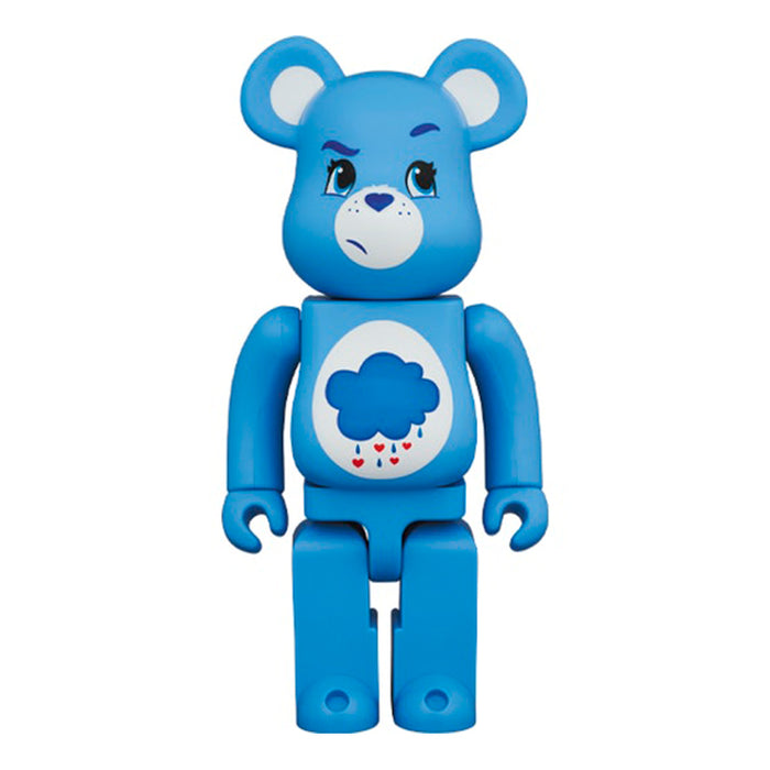 Bearbrick Care Bear Grumpy Bear 400%