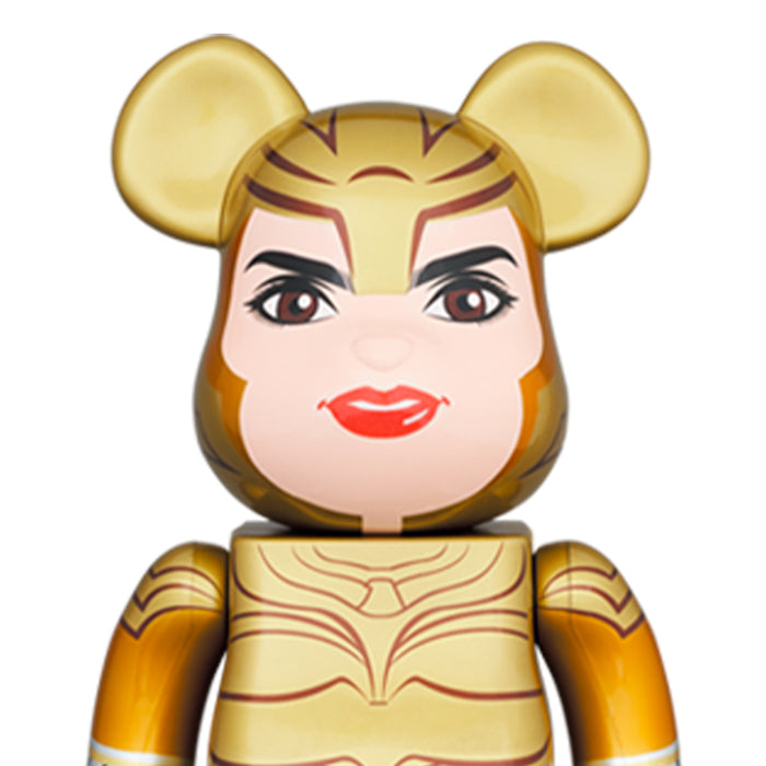 Bearbrick Wonder Woman 1984 - Golden Armor 400%