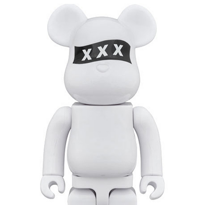 Bearbrick 'GOD Selection XXX - White' 1000%