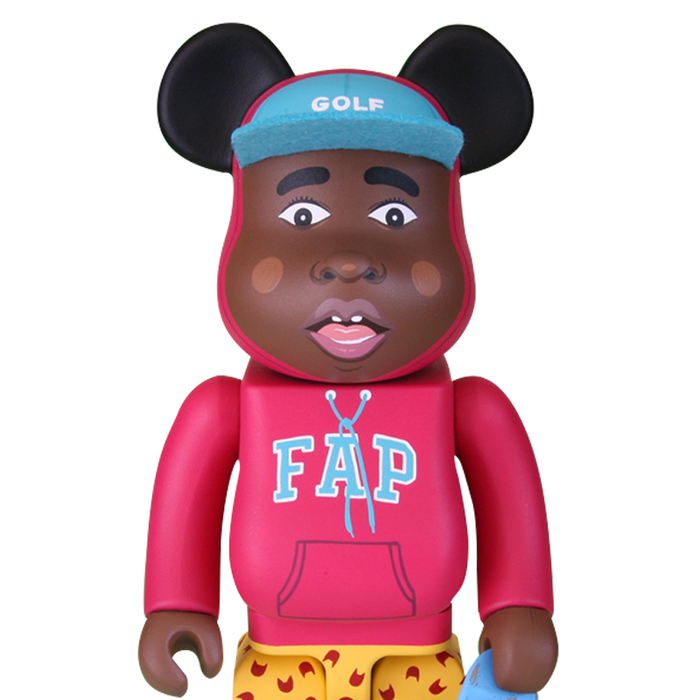 Bearbrick by Fakir Design Limited Edition Tyler
