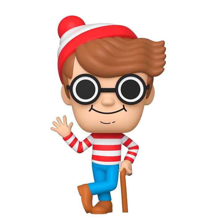 Funko Pop! Books: Where's Waldo - Waldo