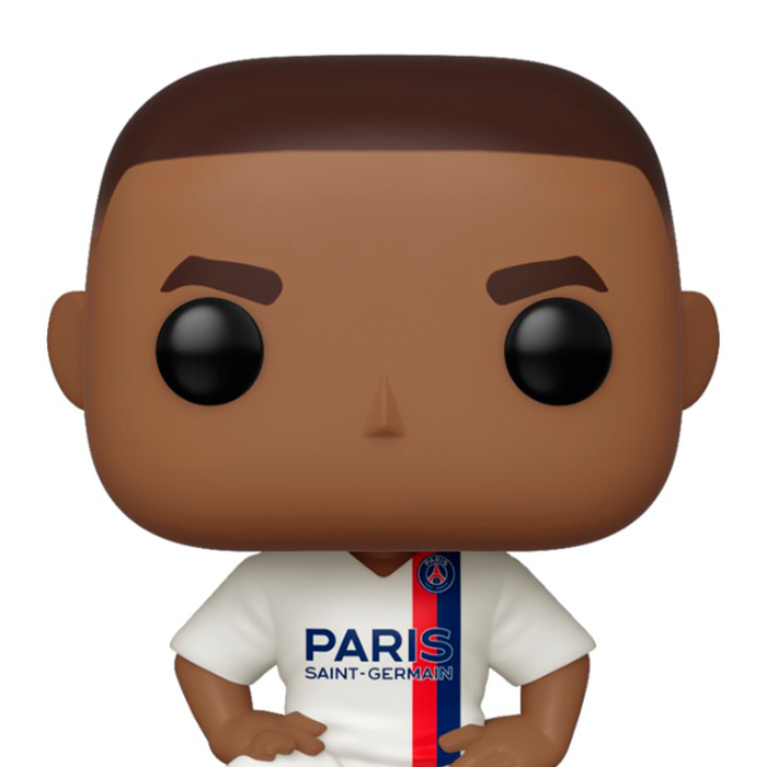 Funko Pop! Football: Paris Saint-Germain - Kylian Mbappe Third Kit