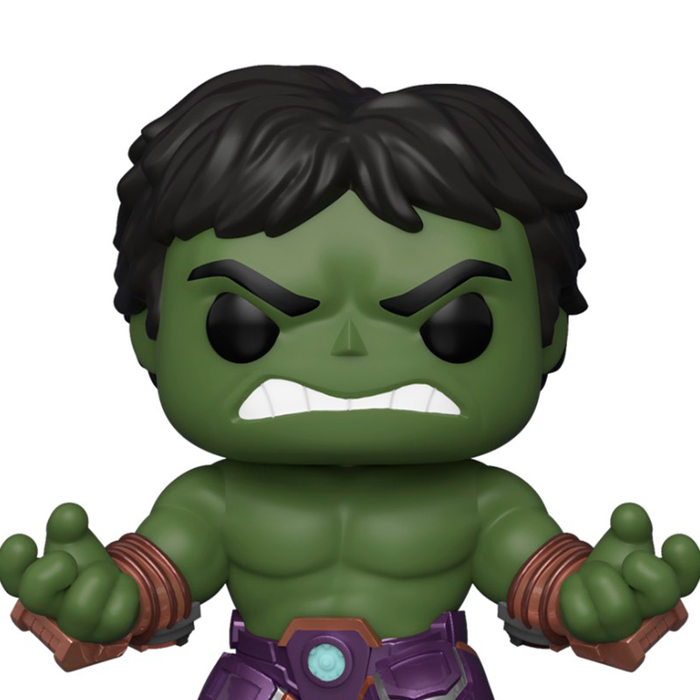 Funko Pop! Marvel: Avengers Game - Stark Tech Suit The Hulk