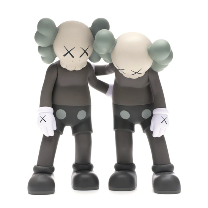 KAWS Along The Way - Brown
