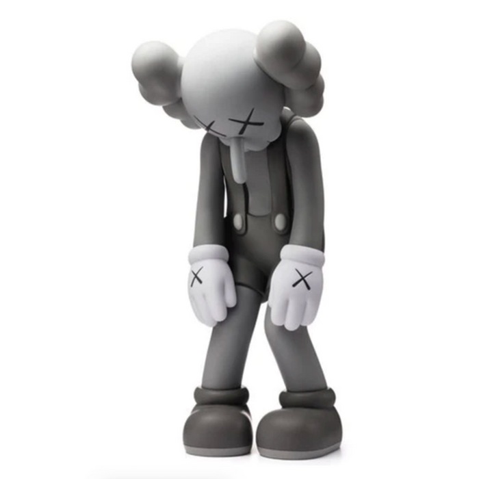KAWS Small Lie - Grey
