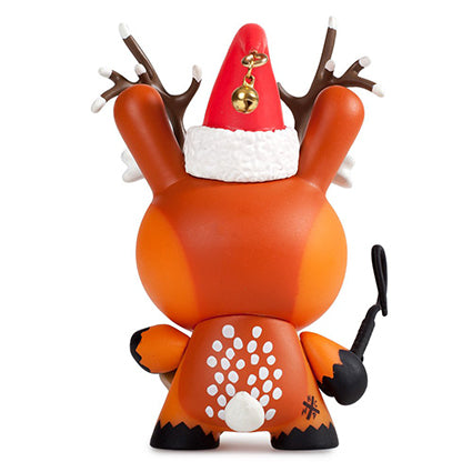 Rise of Rudolph Holiday 3 inch Dunny - Kozik x Kidrobot
