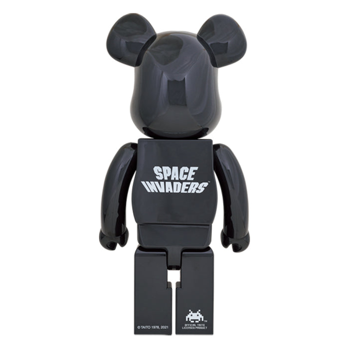 Bearbrick Space Invaders 1000%