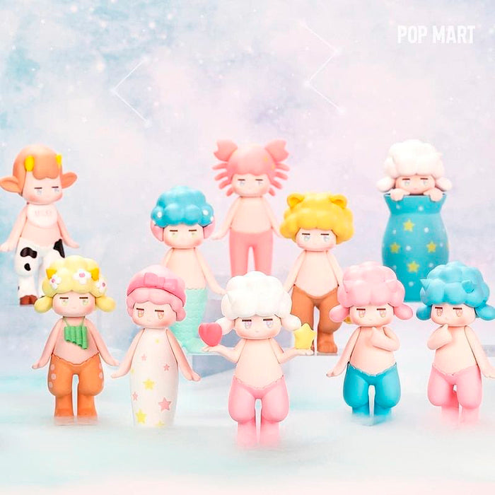 POPMART Satyr Rory Zodiac Blind Box Series 1