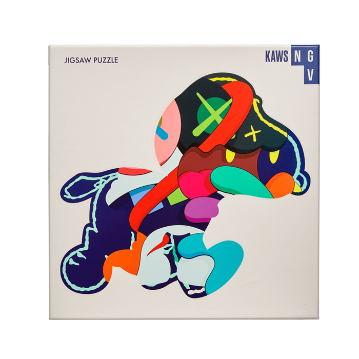 "KAWS Puzzle ""Stay steady"""