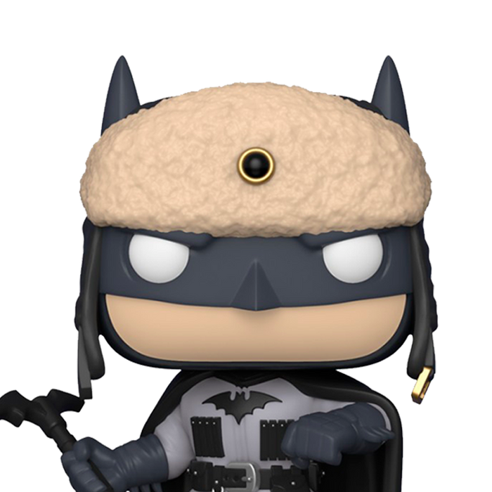Funko Pop! DC: Batman 80th Anniversary - Red Son Batman 2003