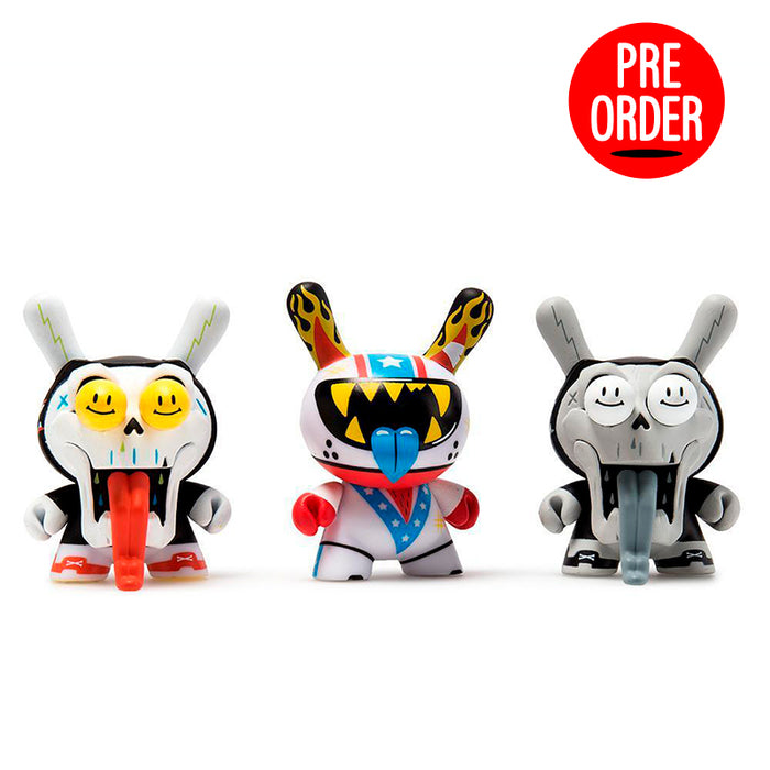 The Wild Ones Dunny Series