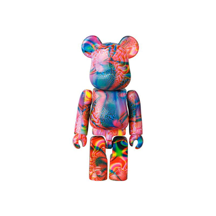 *Opened* Bearbrick Series 41 - PATTERN Psychedelic
