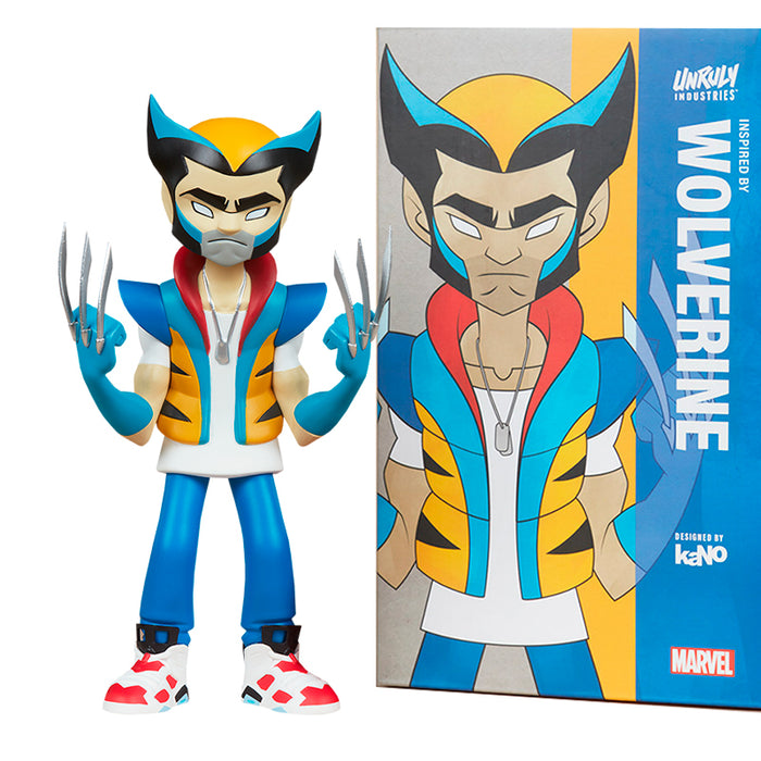 Marvel Wolverine by kaNO - Unruly Industries