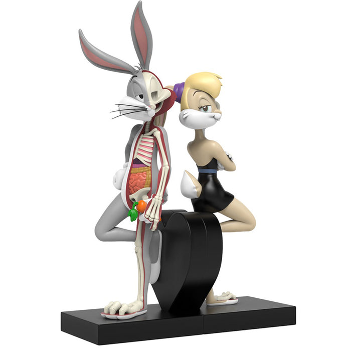 XXRay Plus: Bugs Bunny & Lola Bunny