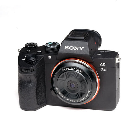 Funleader for Sony E-mount