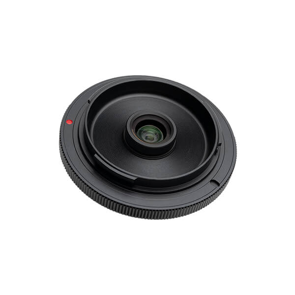 CAPLENS 18mm f/8.0 for Mirrorless Camera back view image