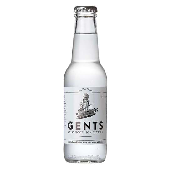 Gents Tonic - Ginuniverset