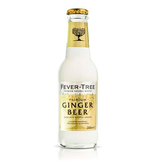 Fever Tree Ginger Beer - Ginuniverset