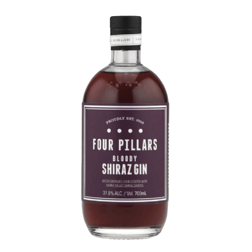 Four Pillars Bloody Shiraz Gin - Ginuniverset