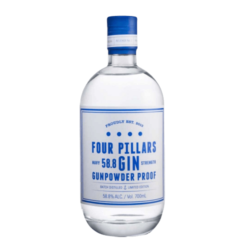 Four Pillars Navy Strength Gin - Ginuniverset