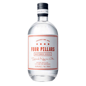 Four Pillars Spiced Negroni Gin - Ginuniverset