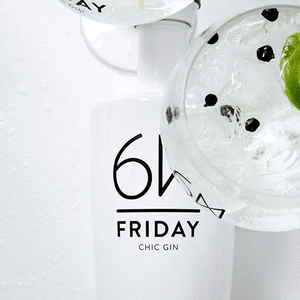 Friday Chic Gin - Kampagne inkl. 1 glas - Ginuniverset