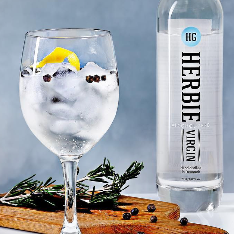 Herbie Virgin Gin