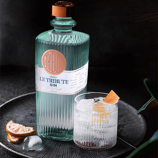 Le Tribute Gin - Ginuniverset
