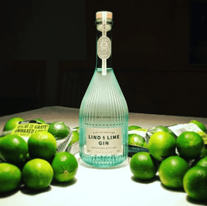 Lind & Lime Gin - Ginuniverset